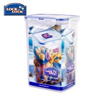 乐扣乐扣保鲜盒1300ml  塑料盒冰箱储物收纳盒 饼干盒HPL809
