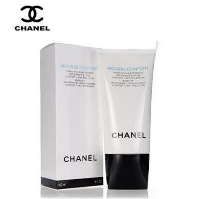 Chanel香奈儿 润泽泡沫洁肤乳/山茶花洗面奶 150ml 夏季护肤 防晒补水保湿 可支持礼品卡