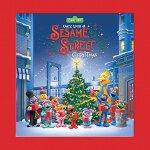 英文原版 芝麻街圣诞特辑 精装 Once Upon a Sesame Street Christmas
