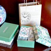 韩国新款绿野森林文具礼盒小学学习用品礼包中学生套装礼物*袋