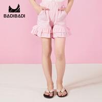 【99选3】巴拉巴拉旗下 巴帝巴帝中大童女童时尚淑女短裤