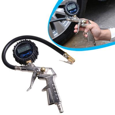 精度数显胎压枪轮胎测压表 电子胎压计 胎压枪气压表