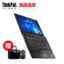 联想ThinkPad 翼E480(10CD)14英寸轻薄窄边框商务手提笔记本电脑(i7-8550U 8G 256GSSD 2G独显 高清屏 IPS win10)