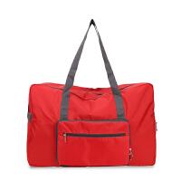 折�B旅行包�n版�便�y式手行李袋大容量物收�{袋套�U登�C