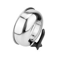 路易菲斯 冰壶锅优质不锈钢多功能蒸锅汤锅炒锅电磁燃气灶通用 LYFS-112