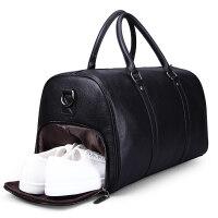 男士旅行包手提包短途商务出差大容量旅游行李包袋皮包单肩包男包