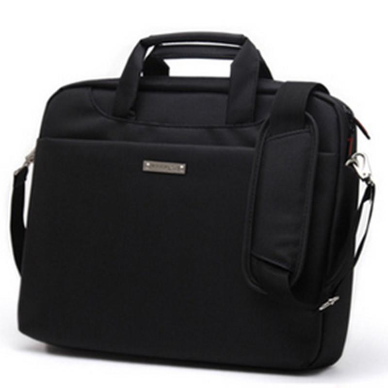 联想戴尔华硕苹果14寸15.6寸17寸笔记本电脑包男女单肩手提包