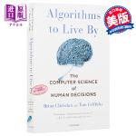 【中商原版】算法之美 指导工作与生活的算法 英文原版 Algorithms to Live By: The Compu