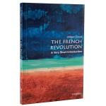 法国大革命(牛津通识读本) 英文原版 The French Revolution: A Very Short Intr