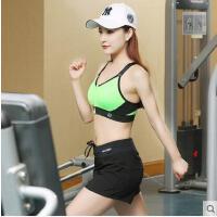 夏季朴新专业运动背心防震文胸女健身跑步瑜伽胸罩速干运动内衣