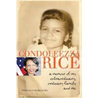 预售 英文预定 Condoleezza Rice: A Memoir of My Extraordinary, Ordi