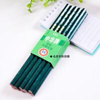 中华牌2B铅笔 中华铅笔 绘图绘画素描铅笔 简装 蚌埠产