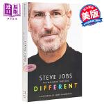 【中商原版】乔布斯传 英文原版 Steve Jobs: The Man Who Thought Different