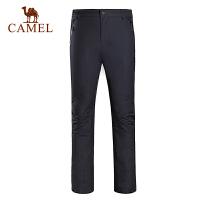 camel骆驼冲锋裤 男士防风保暖三合一冲锋裤