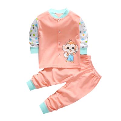宝宝秋款外套男童女童薄开衫婴儿纯棉内衣套装秋季衣服0-5岁 发货周期:一般在付款后2-90天左右发货,具体发货时间请以与客服协商的时间为准