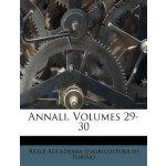 Annali, Volumes 29-30 (Italian Edition) [ISBN: 978-12476738