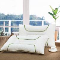 麦动绿禾子枕健康枕护颈枕芯枕头荞麦枕绿色健康五星酒店枕 绿禾子白色单只-WO