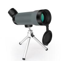 2017观鸟镜单筒望远镜20X50大口径高清夜视微光 20x50(含三脚架)