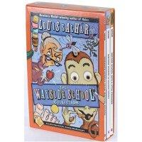 【现货】英文原版 歪歪小学3本套装 Wayside School Boxed Set 8-12岁青少年读物 幽默故事