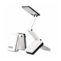 雅格YG-5908 LED折叠小台灯 学生学习充电护眼台灯 充电式折叠灯
