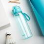 Bianli倍乐塑料杯夏季运动水壶便携学生大容量水杯500ML 131252