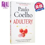 【中商原版】私通 英文原版 Adultery Paulo Coelho Arrow 小说
