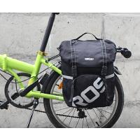 骑行装户外自行车通勤包 山地车骑行驮包防水单侧后货架包