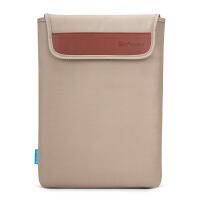 ThinkPad联想15.6寸S5 翼480 T480 E485内胆包 T470P X270 x1 卡其色 11寸