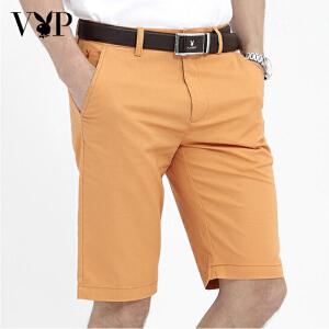 花花公子贵宾休闲时尚休闲短裤沙滩裤