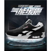时尚新款男鞋跑步鞋男士休闲韩版透气网面慢跑鞋运动鞋女鞋