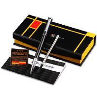 毕加索签字笔 989F金属宝珠笔 男女士盒装办公刻字签字笔