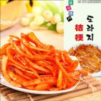 【包邮】金刚山 韩国泡菜 拌桔梗朝鲜族泡菜咸菜下饭菜 袋装 245g*1袋