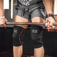 动护具加压举重护膝 举重训练深蹲硬拉护膝 男士健身护膝女士力量训练护具