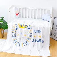 君别宝宝双层竹纤维纱布浴巾超柔吸水新生婴儿包被盖毯大毛巾被