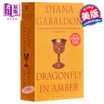 【中商原版】[英文原版]Dragonfly in Amber (Outlander)外乡人:琥珀蜻蜓