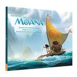 现货 海洋奇缘 英文原版 迪士尼新剧动画电影艺术画册 The Art of Moana