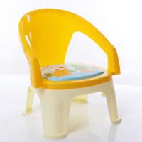 餐椅叫叫椅带餐盘宝宝吃饭桌椅子餐桌靠背宝宝小凳子塑料