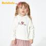 巴拉巴拉童装女童卫衣连帽春季小童宝宝休闲衫儿童上衣洋气百搭潮