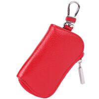 女式钥匙包可爱汽车钥匙包零钱包拉链钥匙包卡套