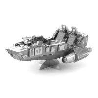爱拼 金属DIY3D 免胶纳米立体拼图 星球大战 元秩序雪地车