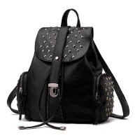 双肩女包 新款韩版潮女包包 背包时尚休闲包 学生包旅行 包 书包