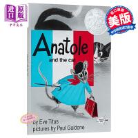【中商原版】Anatole and the Cat