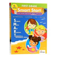 Skill Sharpeners技能铅笔刀综合版1年级 英文原版 Smart Start: