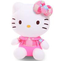 hello kitty公仔 可爱KT猫咪凯蒂猫玩偶布娃娃 生日礼物女生