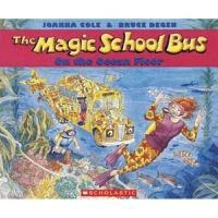 [英文原版]The Magic School Bus on the Ocean Floor