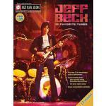 【预订】Jeff Beck: Jazz Play-Along Volume 135