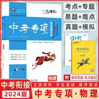 预售 一飞冲天2022中考专项精品试题分类物理 2022中考物理 天津中考使用 一飞冲天九年级中考专项物理 含答案详析