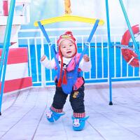 宝宝跳跳健身器 儿童弹跳椅室内秋千吊椅婴儿健身架玩具