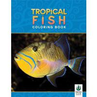 【预订】Tropical Fish Color Bk