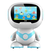 巴巴腾儿童智能机器人对话学习早教机玩具高清触摸屏点读高科技wifi遥控互动益智家庭故事机S6